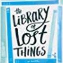 REVIEW: The Library of Lost Things By Laura Taylor Namey